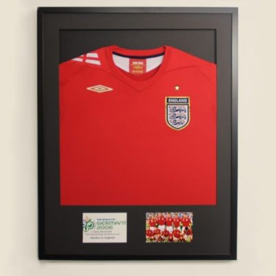 Football Shirt Framing Berkshire