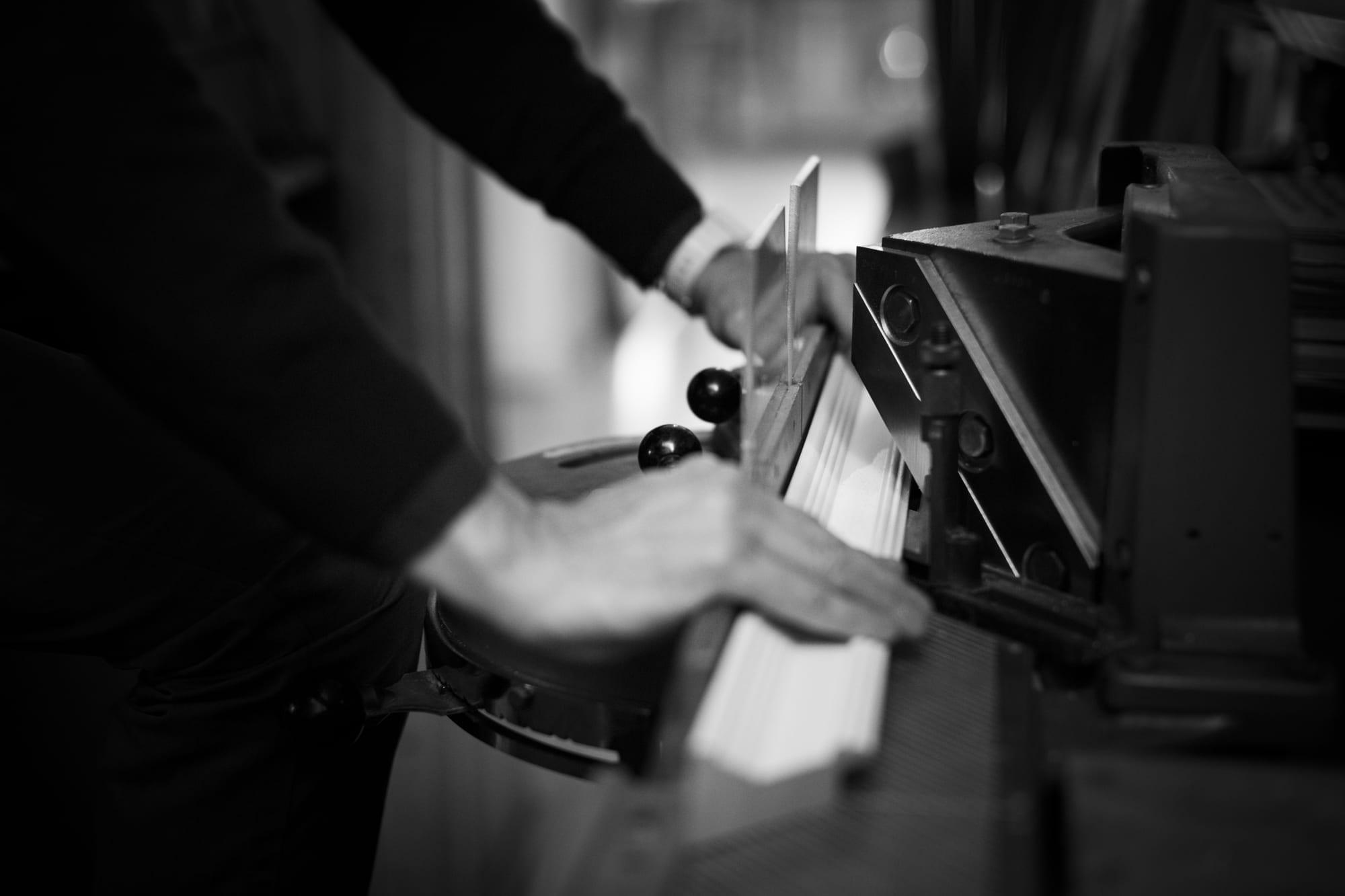 Wood Frame Cutting