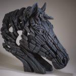 Horse Bust Black £375