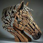 Horse Bust palomino