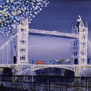 Simon Wright Original painting for sale